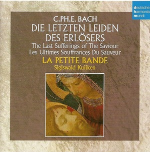 C.P.E.Bach Wq233