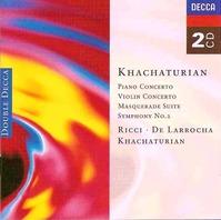 KhachaturianSym2Decca
