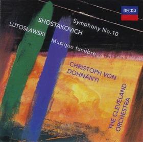 ShostakovichSym10Dohonanyi