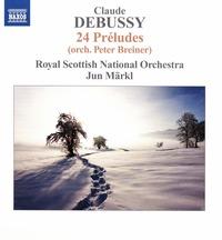 Debussy21PrelidesBreiner