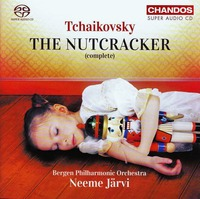 TchaikovskyNutJarvi