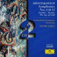 Shostakovich11Jarvi