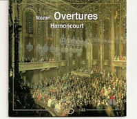 MozartOvertures