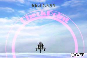 銀翼のファム_レース風景