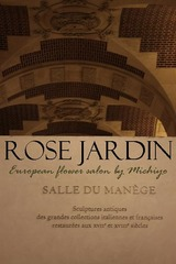 paris Rose jardin