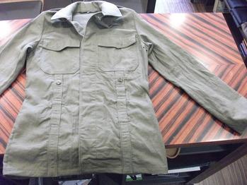 ミリタリーシャツ