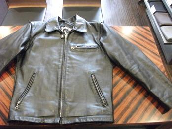 レザージャケット