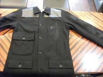 コート 『身幅~AH~袖幅つめ、肩幅詰め』