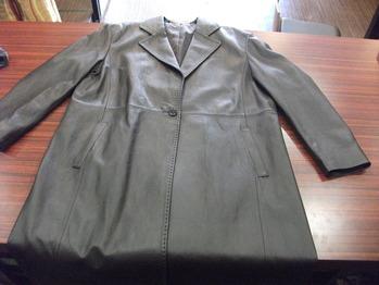 レザーコート 『身幅~AH~袖幅つめ、肩幅詰め、袖丈出し』