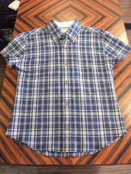 シャツ 『身幅~AH~袖幅つめ、着丈つめ、袖丈つめ』