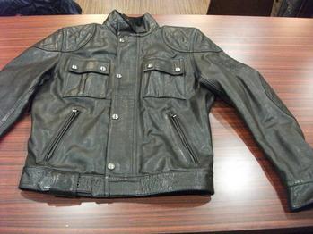 レザージャケット 『身幅~AH~袖幅つめ、袖丈詰め』
