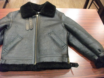 フライトジャケット 『身幅~AH~袖幅つめ、肩幅詰め』
