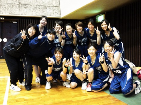 社会人女子バスケットボール クラブチーム   ROSESTAR FUKUYAMA   社会人バスケ女子チーム ローズスター福山 コメントトラックバック