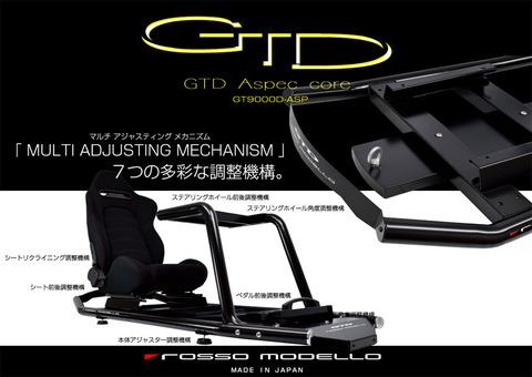 GTDpanel