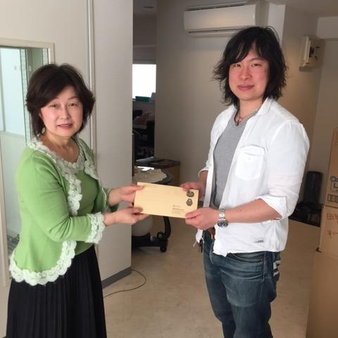 震災復興イベント後日談