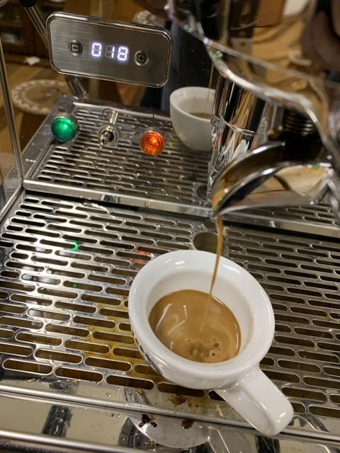 コーヒーの抽出温度による味の違い