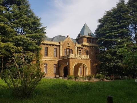 東洋一の大邸宅 ―旧前田家本邸―