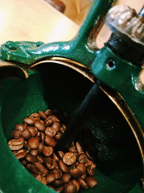 コーヒーの日☕
