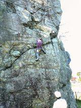 クラック登り: Ntoさん