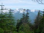 青薙山から荒川〜赤石〜聖