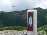 IMGP9030_trim56per大籠岳でヘリを見る