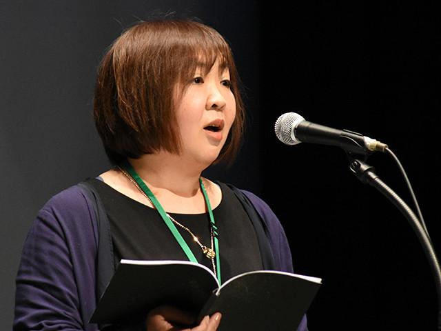 藤田紀子さん