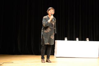キリンビール賞の嶋多佳子さん