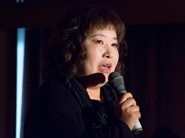 井村由美子さん