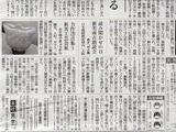 2013年4月2日読売新聞朝刊記事