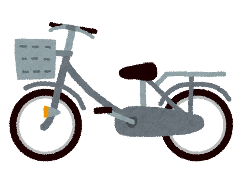 bicycle_gray