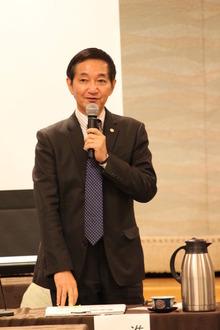 太田副会長講演