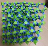 折り紙ダイヤ