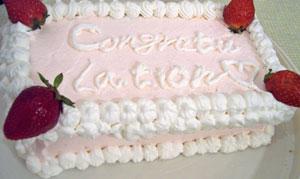 ayaka s cake