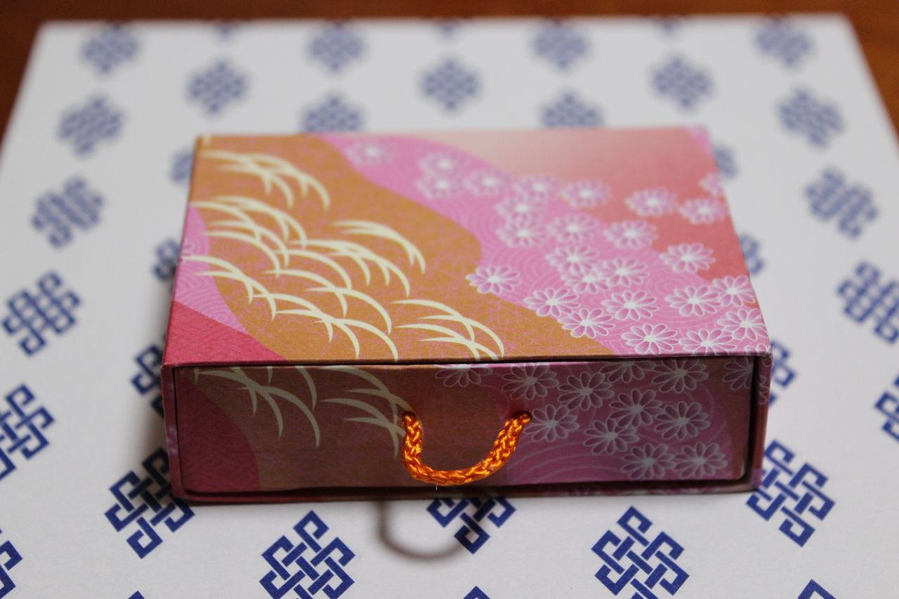 ... ~まれ:ツクバネと紙の箱作り : 紙 箱作り : すべての講義