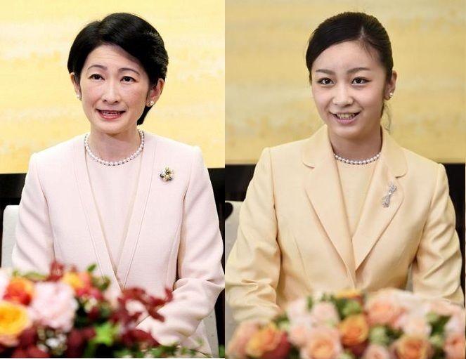 皇室の写真カテゴリ:佳子さまは母親似伏し目美人祖父と孫佳子様の28年後