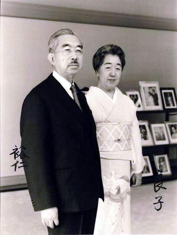 香淳皇后のお着物 : 皇室の写真