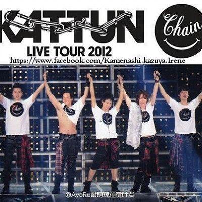 KAT-TUN chain DVDはセブンネッ...