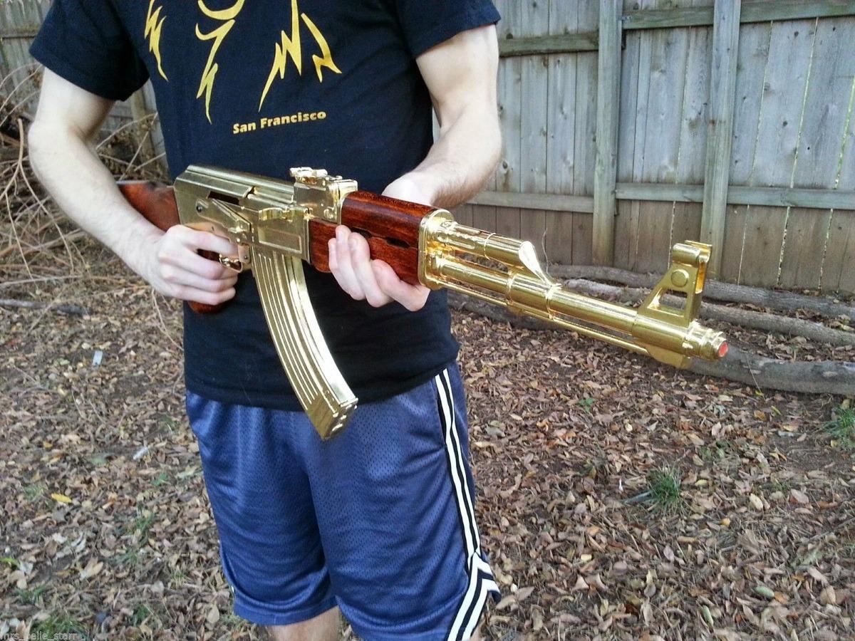 AK47 gold (3)