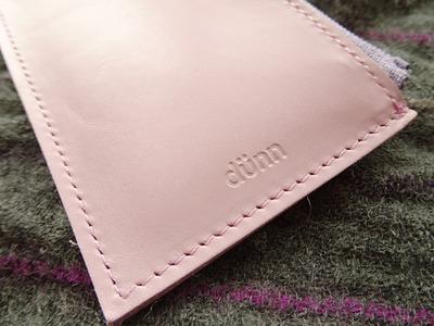 dunn デュン 革製品 プレゼント 薄いカードケース