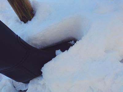 雪 寒い 2018年 冬 ファッション