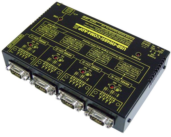 USB-4W485i-COM4-ADP