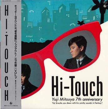mitsuya yuji_hi touch