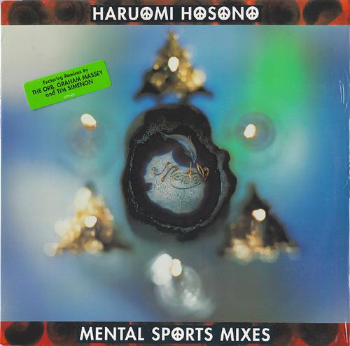 hosono haruomi_mental sports