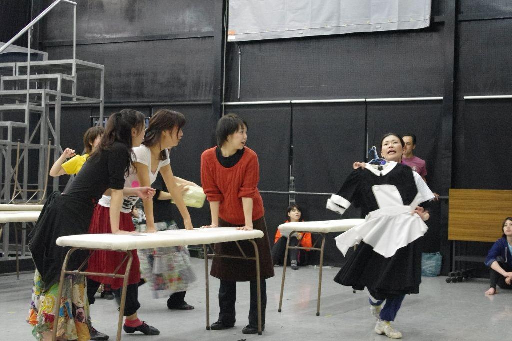 R's Blog 音楽座ミュージカル オフィシャルブログ:「泣かないで ...