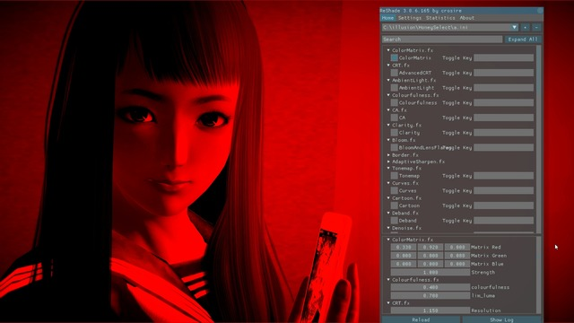 ColorMatrix_red