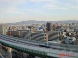 生駒山遠景