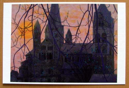 《夕べの聖堂》
