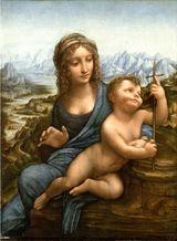 糸車の聖母