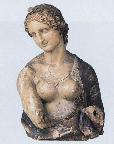 裸のモナリザ フローラ?