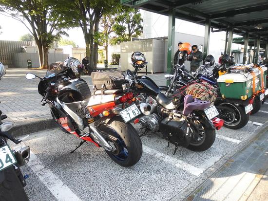 170520 富士山スカイラインツー (6)